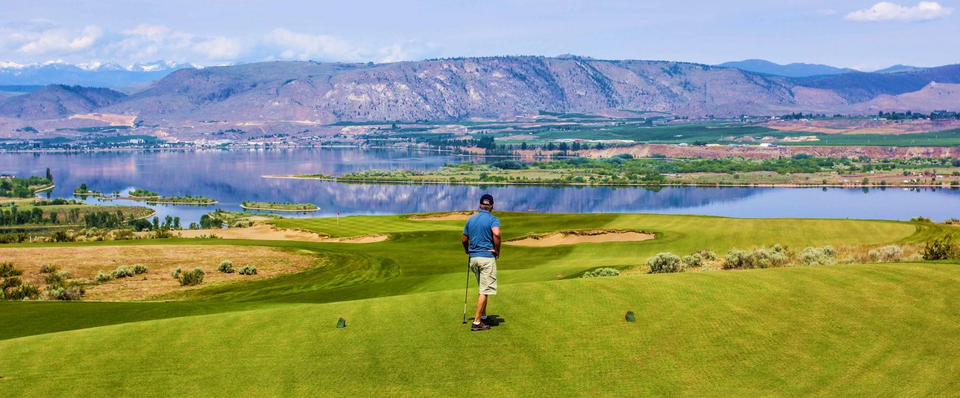 Gamble Sands Golf! Click on Specials & Packages.